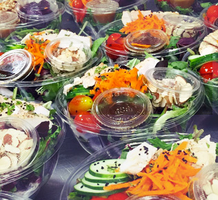 Collage Item 8 - Salads To Go